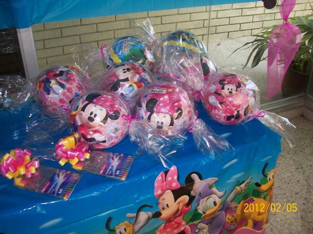 Minnie Mouse Pool Party Invitations Luxury Minnie Mouse Birthday Party Ideas 6 Of 13
