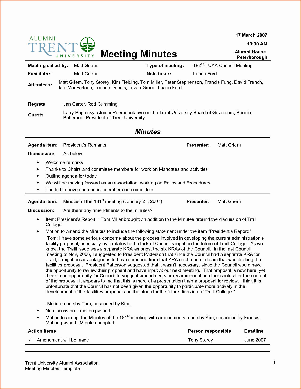Minute Of the Meeting format Beautiful 7 Meeting Minutes format Bookletemplate