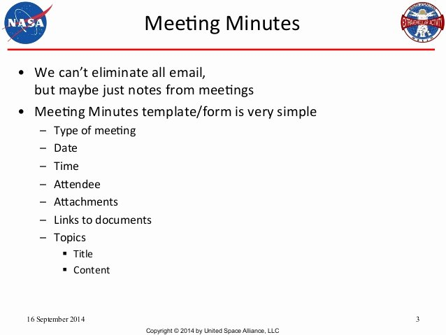 Minutes Of Meeting Email Beautiful Meeting Minutes & Group Munication Daren Welsh Smwcon
