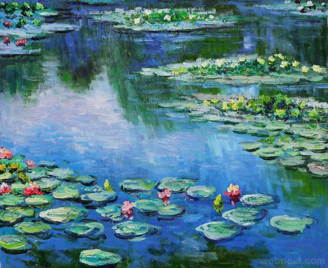Monet Images Of Paintings Awesome 20 Famous Monet Paintings and Landscape Artworks