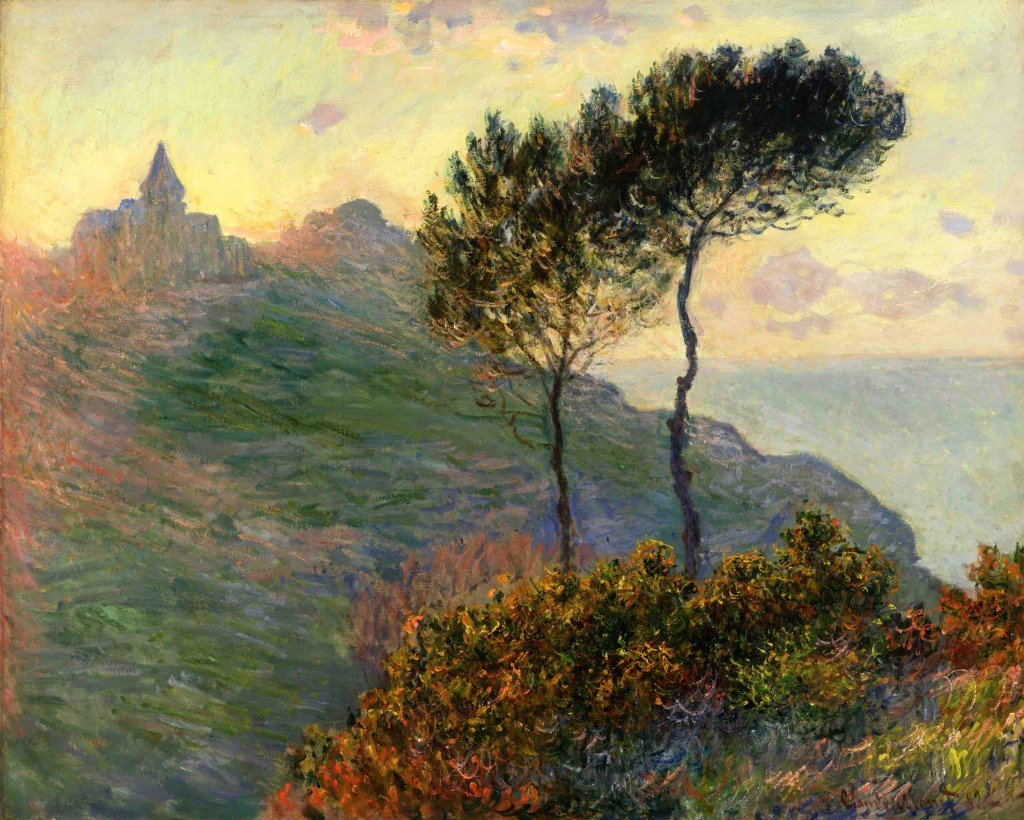 Monet Images Of Paintings Awesome Paintings Of Sunsets by Claude Monet
