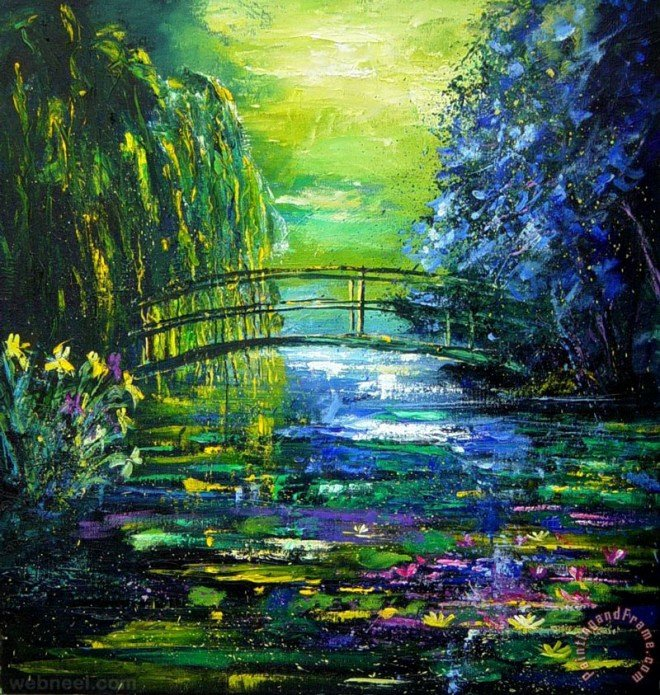 Monet Images Of Paintings Best Of 20 Famous Monet Paintings and Landscape Artworks