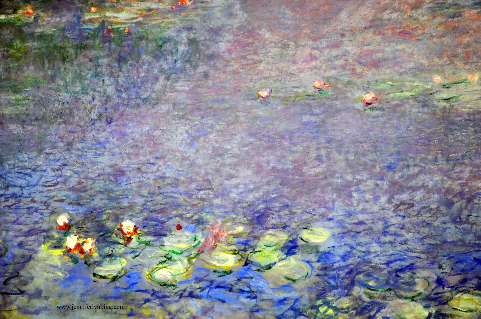 Monet Images Of Paintings Elegant the View Through My Lens Claude Monet the Water Lilies
