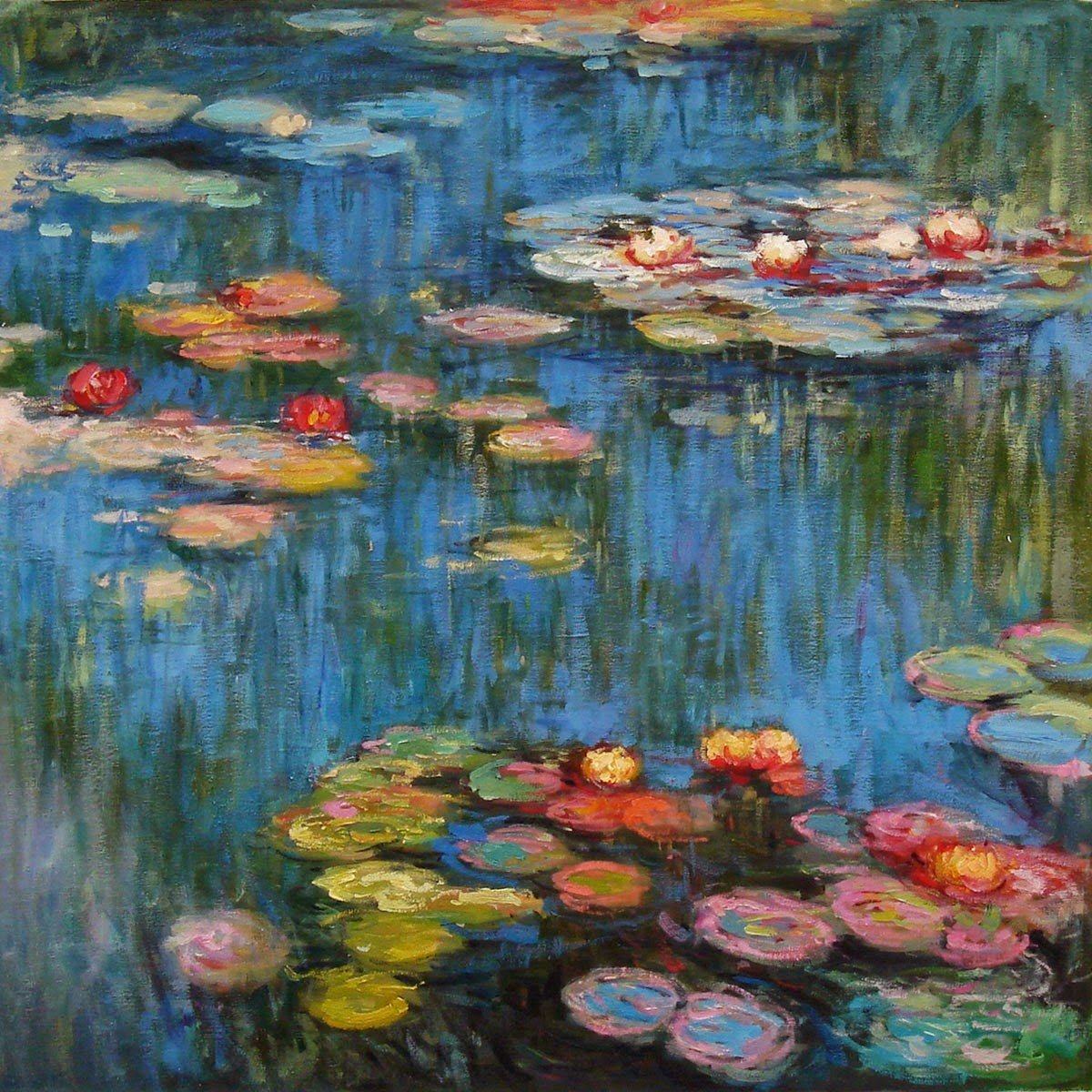 Monet Images Of Paintings Unique Judy Adamson S Art & Design Blog Water Lilies In Wales