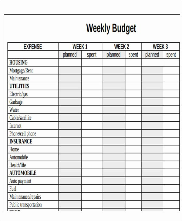 Monthly Budget Calendar Printable Beautiful 11 Sample Bud Calendar Templates Word Pages