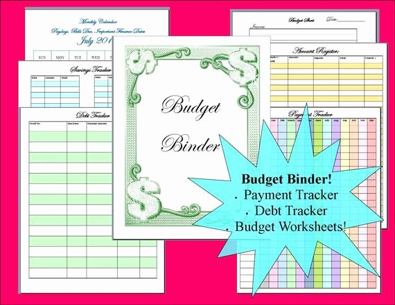 Monthly Budget Calendar Printable Beautiful Items Similar to Bud Binder Printable Monthly