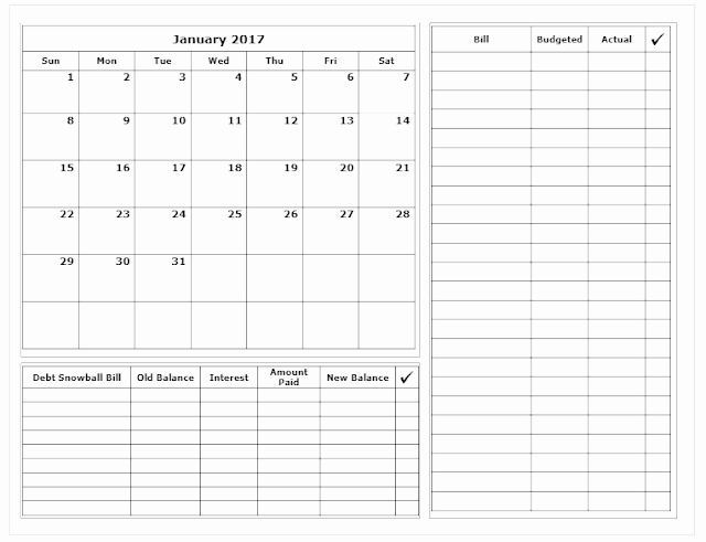 Monthly Budget Calendar Printable Elegant Grace Christian Homeschool Free 2017 Bud Calendars