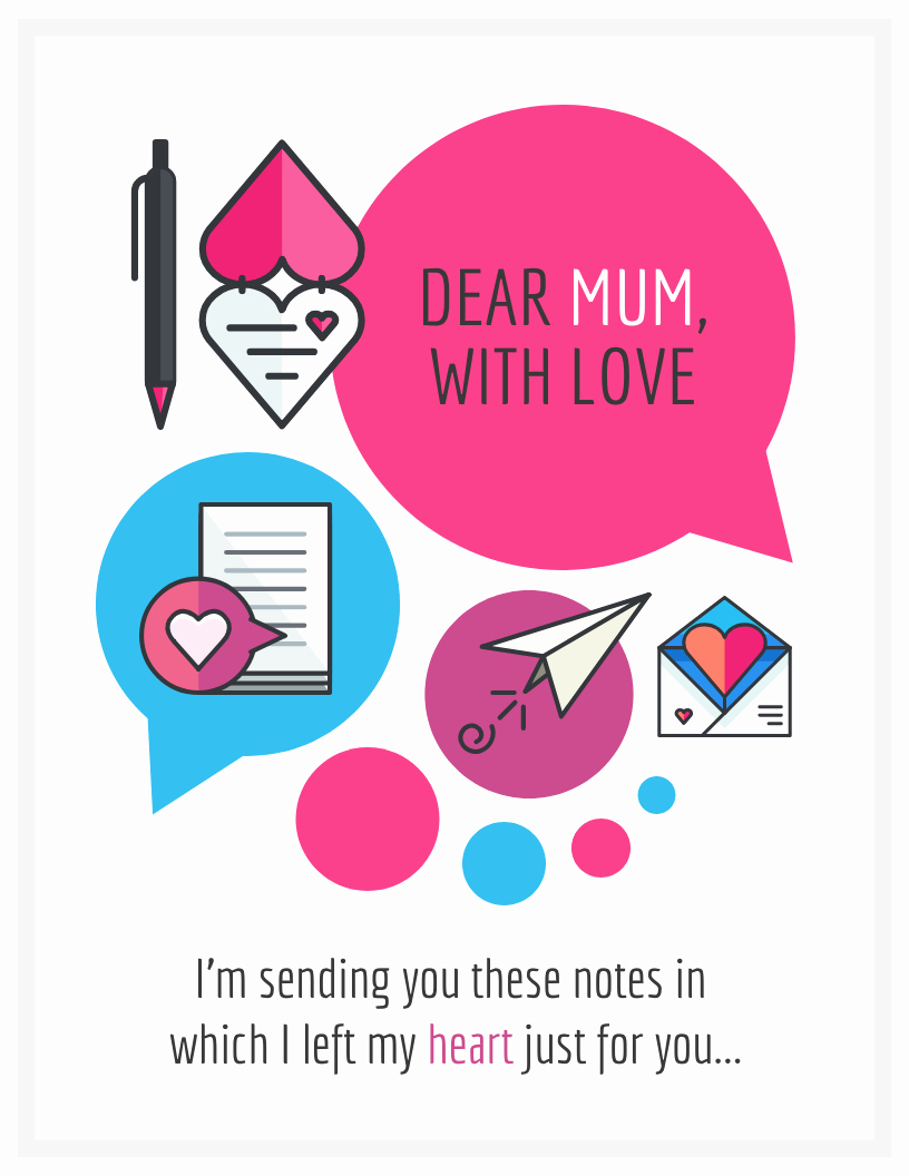 Mothers Day Card Template Beautiful 20 Creative Mother S Day Card Templates [plus Design Tips