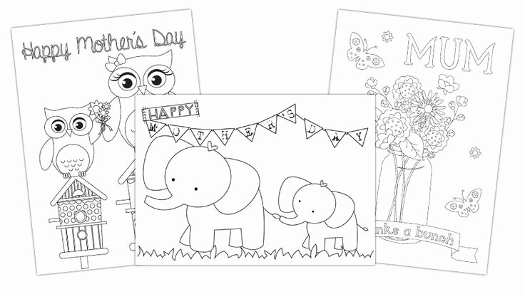 Mothers Day Card Template Fresh 152 Best Creche Activities Images On Pinterest