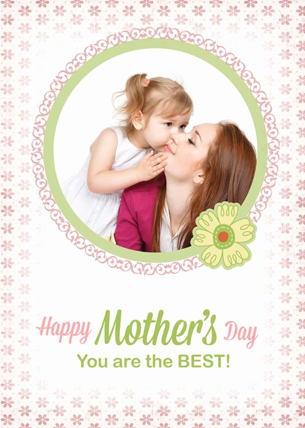 Mothers Day Card Template Unique 30 Beautiful Happy Mother's Day 2014 Card Ideas