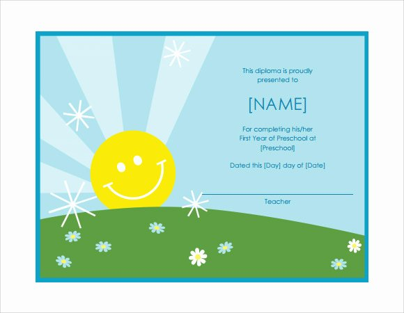 Ms Word Diploma Template New 28 Microsoft Certificate Templates Download Free