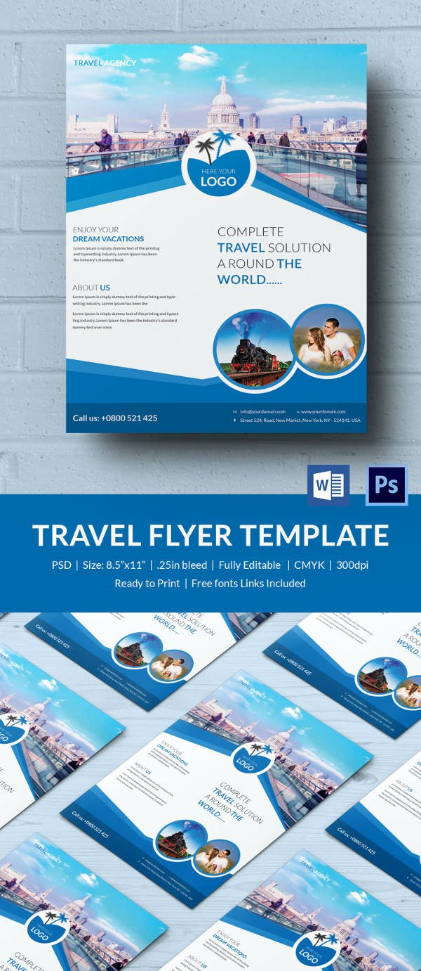 Ms Word Flyer Templates Free New 29 Best Microsoft Word Flyer Templates
