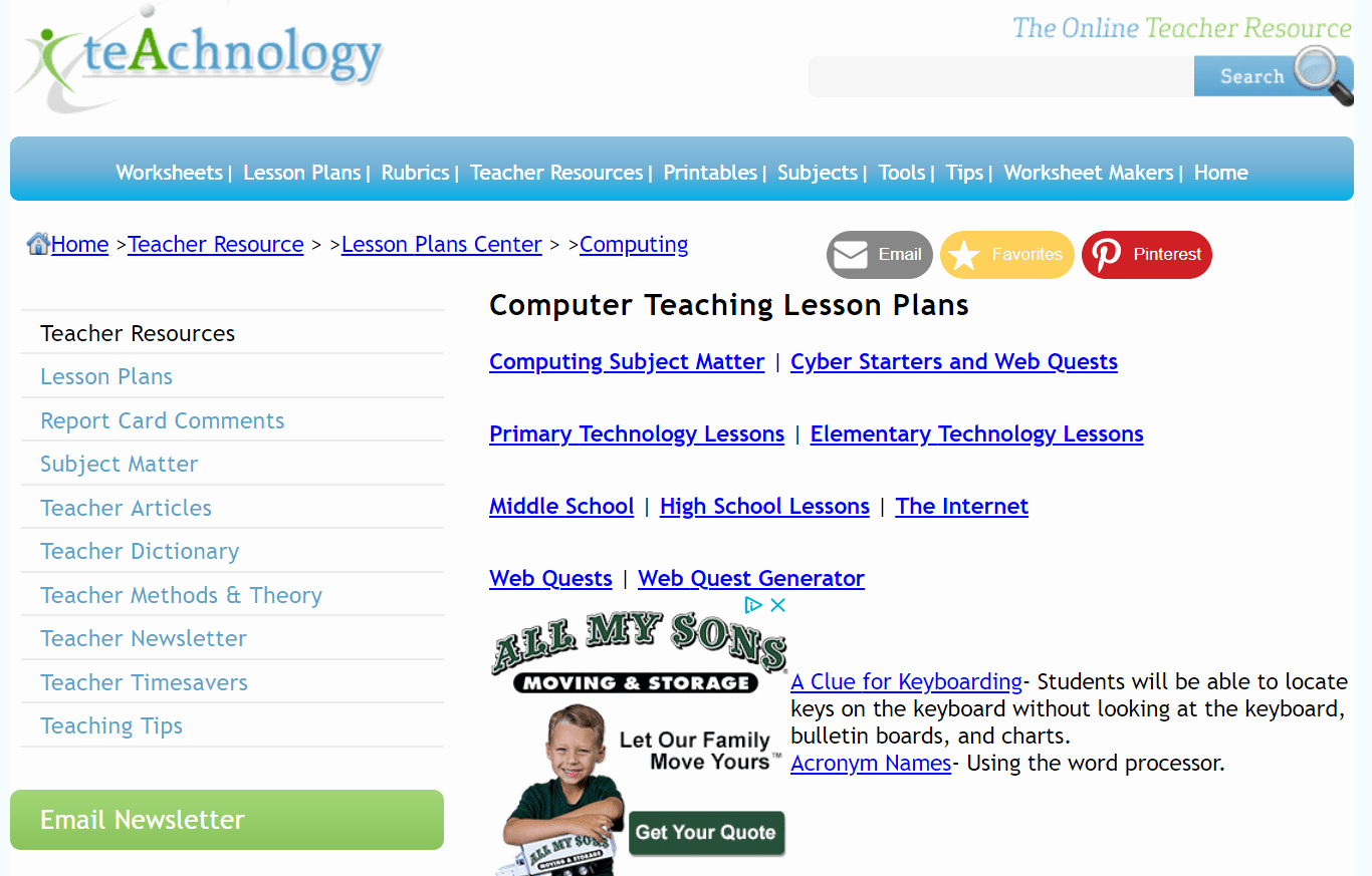 Ms Word Lesson Plan New Lesson Plans for Teaching Students Microsoft Fice