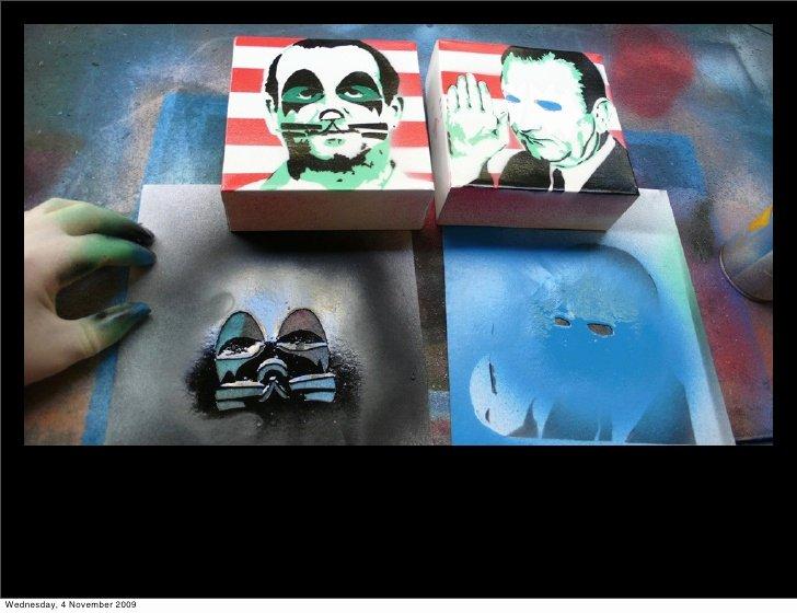 Multi Layer Stencil Art Awesome Stencil Art Multi Layer Stencils
