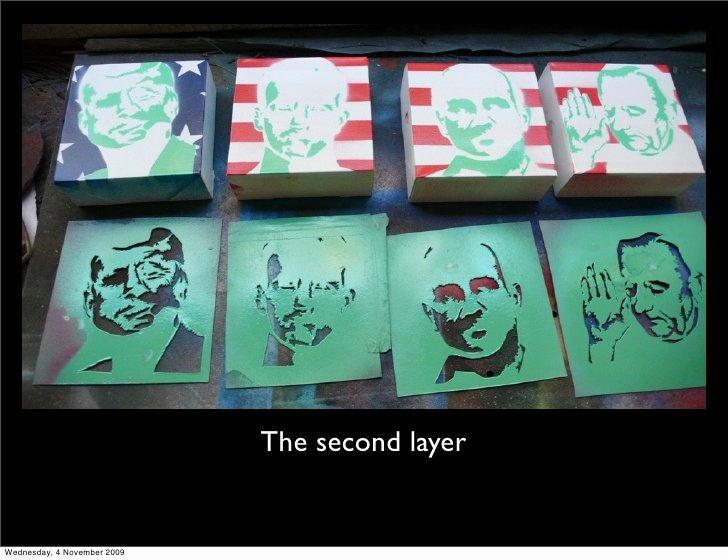 Multi Layer Stencil Templates Inspirational Stencil Art Multi Layer Stencils
