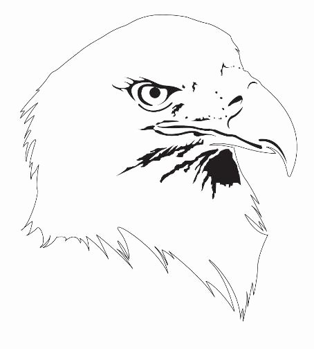 Multi Layer Stencils for Sale Inspirational Bald Eagle Animal Airbrush Stencil Air Brush Template