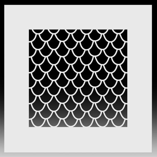 Multi Layer Stencils for Sale Unique Dragon Scales Dragon Skin – Multi Layer Stencils