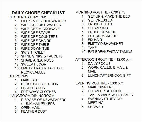 Multiple Children Chore Chart Awesome Chore Chart Template Chore Charts and Templates On Pinterest