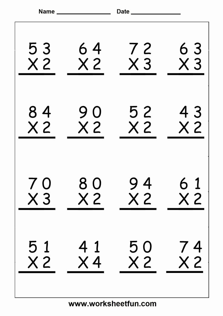 Multiplication and Division Worksheets Awesome Multiplication Word Problems Grade 5 Worksheet Examples