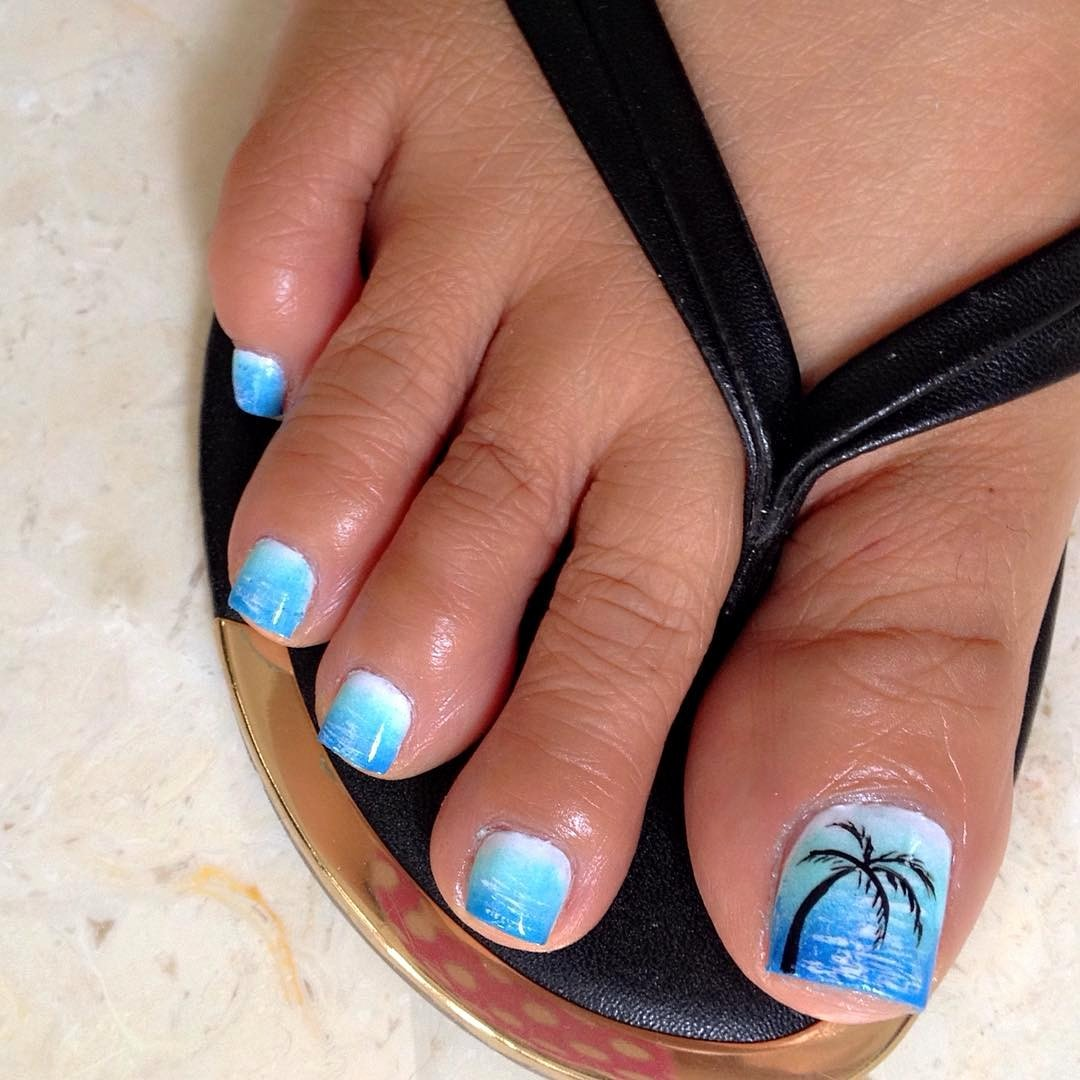 Nail Art Designs for toes Beautiful How to Get Your Feet Ready for Summer 50 Adorable toe