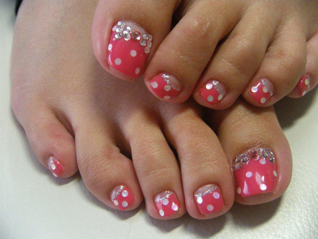 Nail Art Designs for toes Beautiful toenail Designs Gel toenail Designs