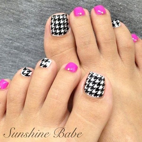 Nail Art Designs for toes Luxury 60 Cute & Pretty toe Nail Art Designs Noted List
