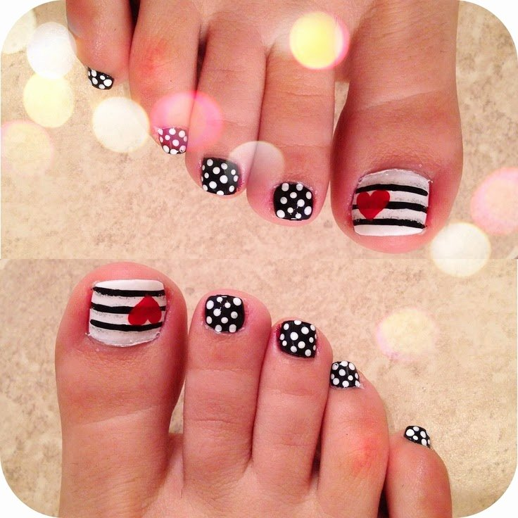 Nail Art Designs for toes Luxury Nail Designs toe Nail Designs