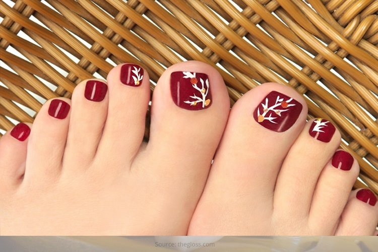Nail Art Designs for toes New 35 Easy toe Nail Designs that are totally Worth Your Time