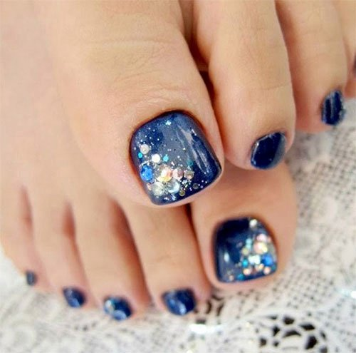 Nail Art Designs for toes New Inspiring Winter toe Nail Art Designs Ideas Trends