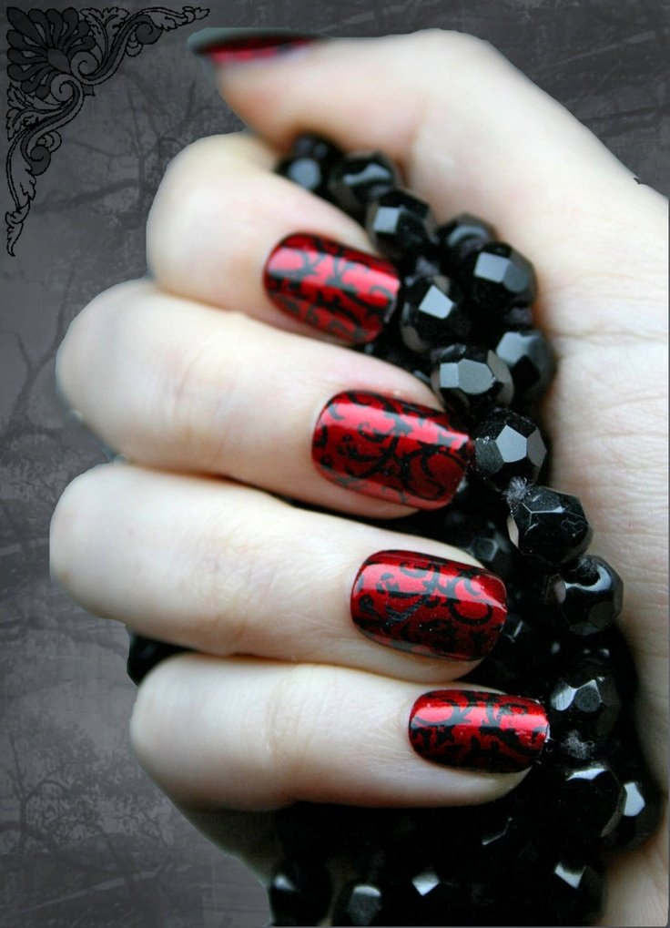 Nail Art Designs Videos Awesome 2013 Halloween Nail Art Nail Polish Ideas