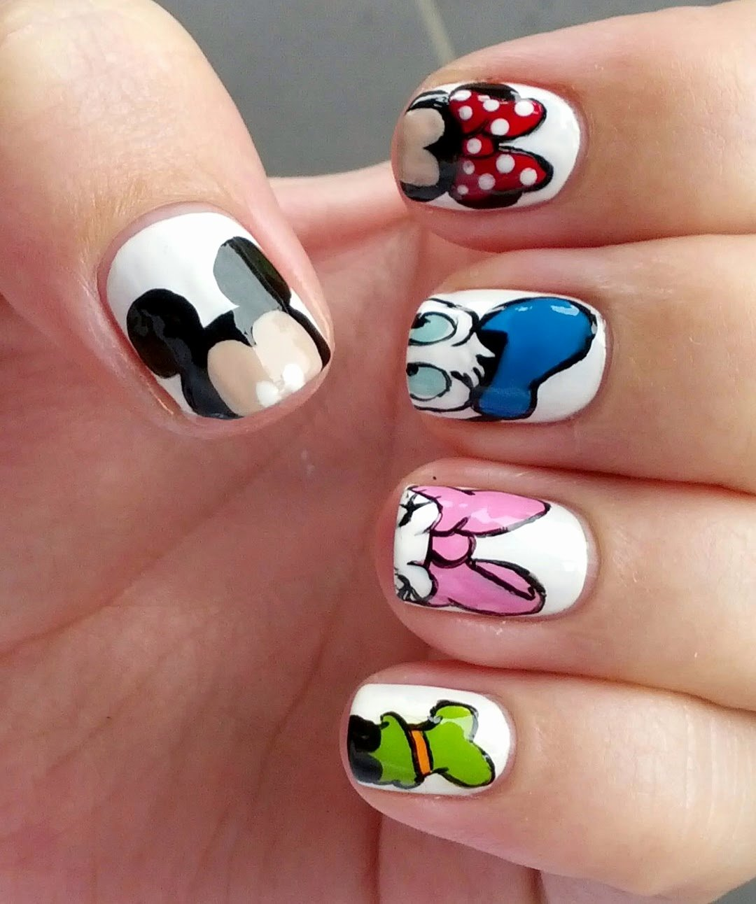 Nail Art Designs Videos Awesome 26 Disney Nail Art Designs Ideas