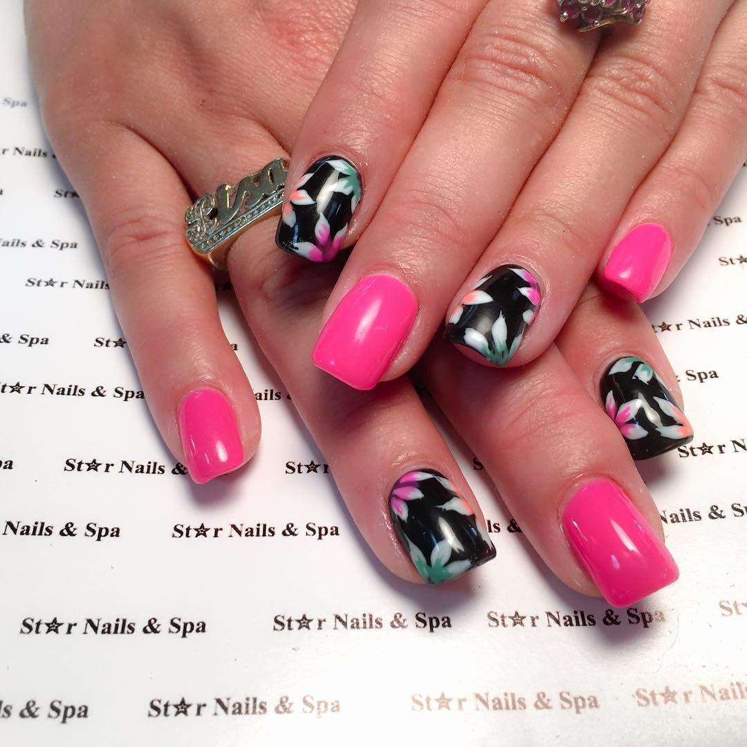 Nail Art Designs Videos Lovely 55 Cute Summer Nails Art Designs 2018 Brasslook