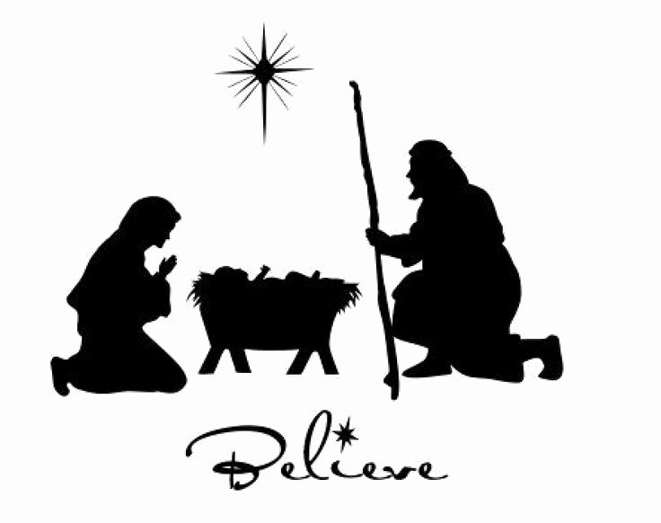 Nativity Scene Silhouette Printable Lovely 73 Best Images About the Nativity On Pinterest