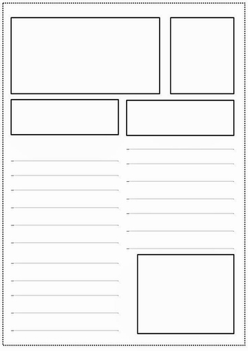 Newspaper Article Template for Students New Newspaper Article Templates by Jesspon Teaching