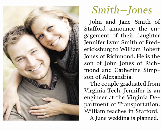 Newspaper Wedding Announcement Template Fresh Engagement Announcement Ideas Chicago Wedding Blog