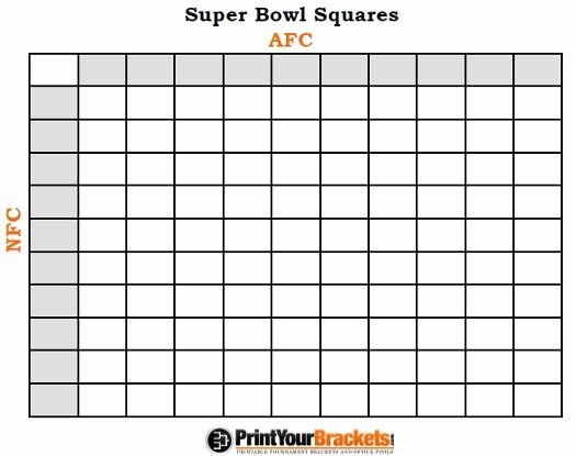 Nfl Football Pool Template Lovely Nfl Squares Fice Pool Betting Games Advice and Rules