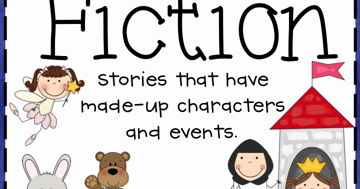 Non Fiction Book Outline Best Of Stickers and Staples Fiction and Nonfiction Poster Freebie