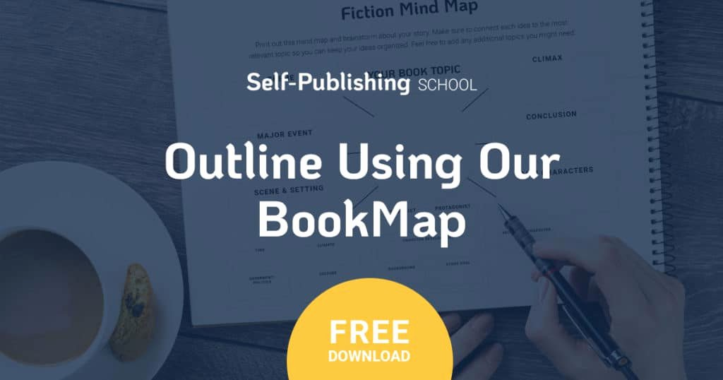 Non Fiction Book Outline Inspirational Outline A Book Using the Bookmap