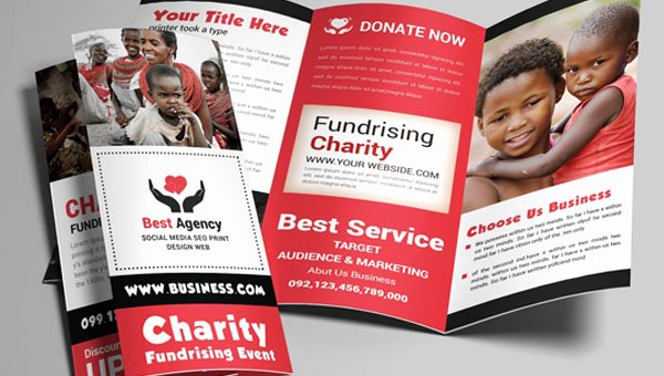 Non Profit Brochure Example Beautiful 25 Non Profit Brochure Templates Free & Premium Psd Ai