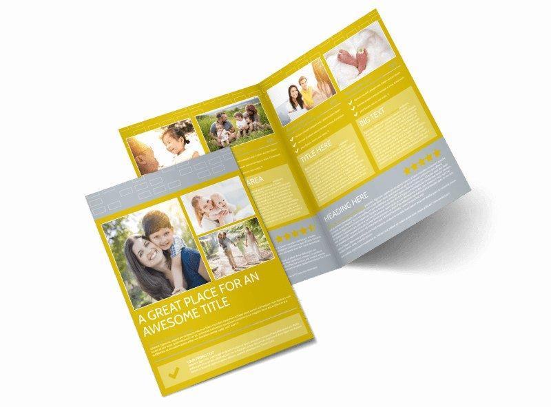 Non Profit Brochure Example Best Of Non Profit Brochure Templates