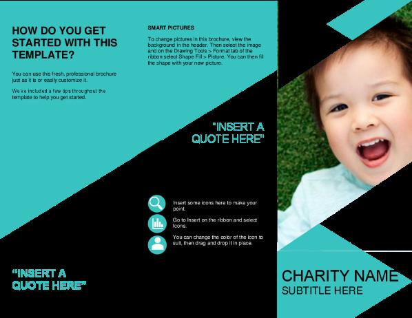 Nonprofit brochure TM