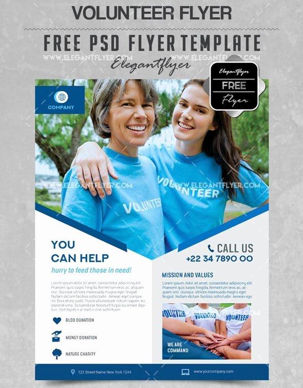 Non Profit Brochure Example New 20 Best Free and Premium Non Profit Flyer & Brochure Psd