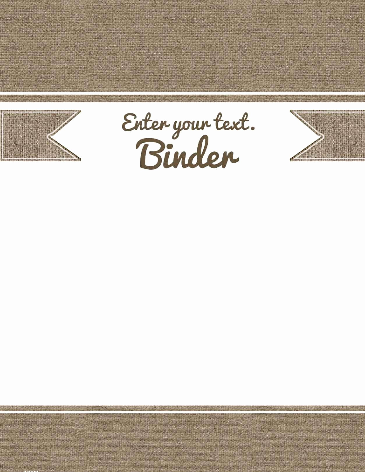 Notebook Cover Design Template Elegant Free Binder Cover Templates