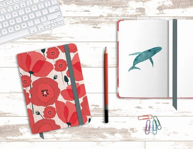 Notebook Cover Design Template Fresh 14 Notebook Cover Designs & Templates Psd Ai Indesign