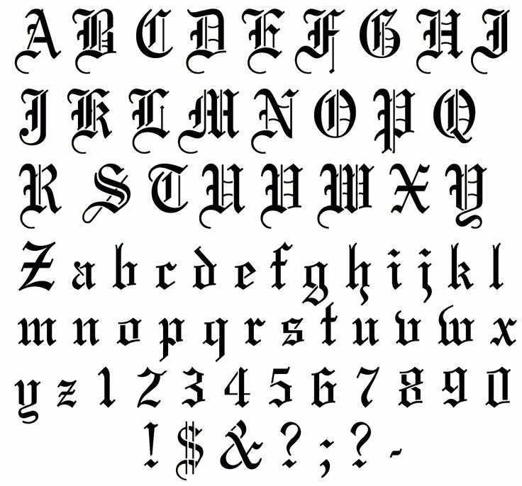 Number Fonts for Tattoos Awesome 17 Best Ideas About Number Tattoo Fonts On Pinterest