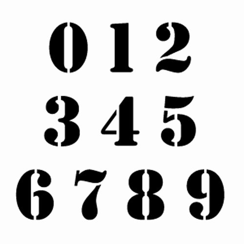 Number Fonts for Tattoos Best Of Number Tattoos Designs Ideas and Meaning