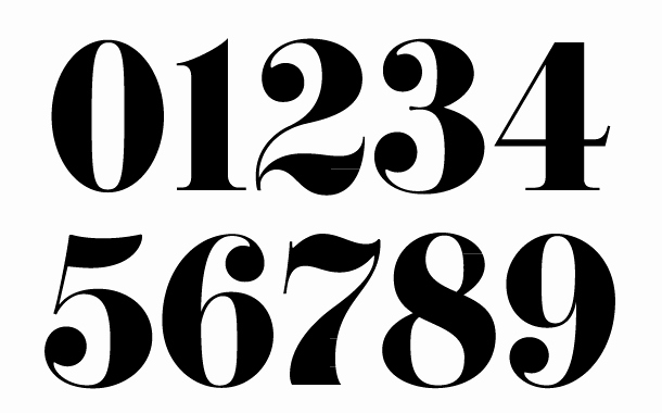 Number Fonts for Tattoos Unique Pin by Kelsey Marie On Tattoo