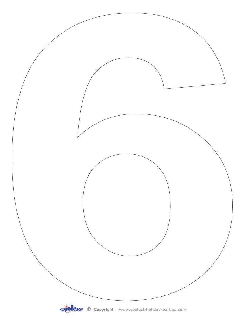 Number Templates to Cut Out Unique Best S Of Number 2 Template Number 2 Cake Template