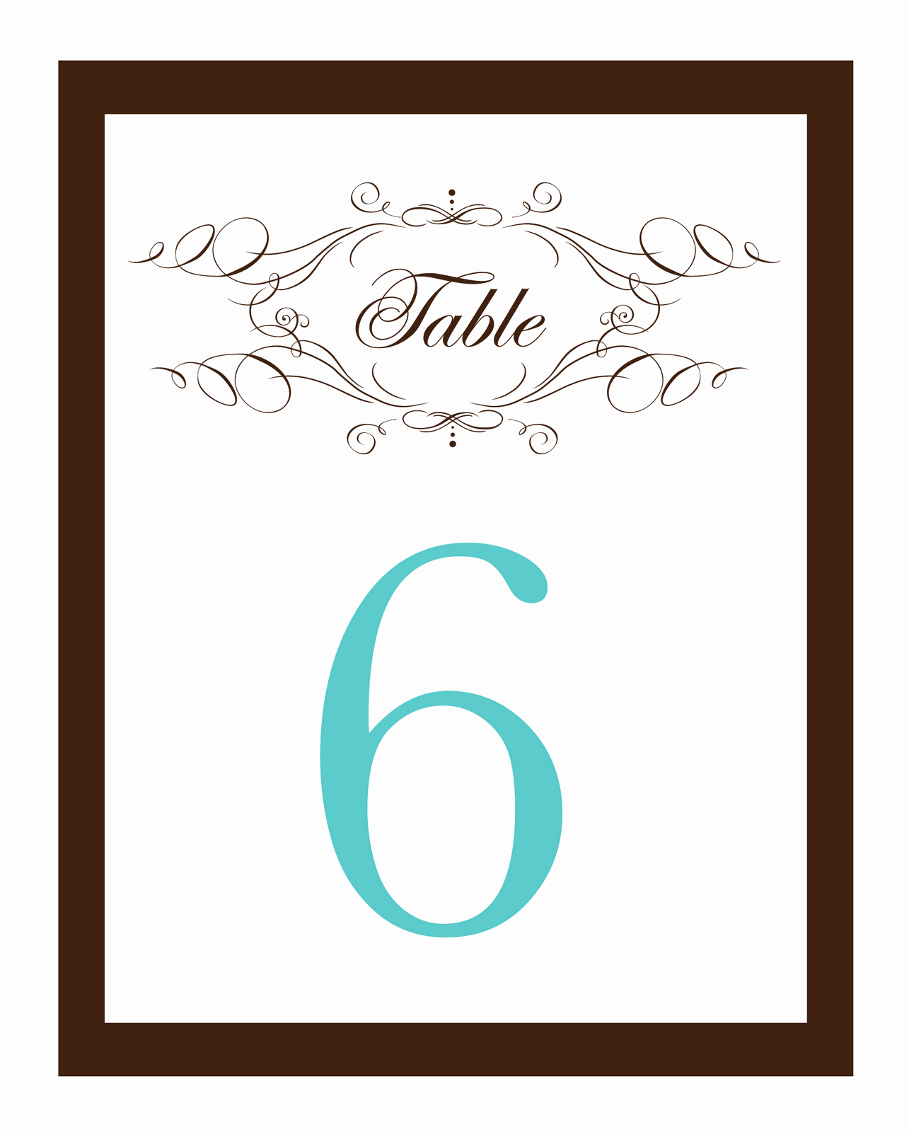 Number Templates to Print Free New My Road to the Altar Do It Yourself Wedding Invitations