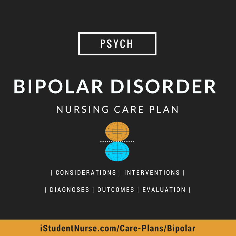 Nursing Diagnoses In Psychiatric Nursing Beautiful Bipolar Disorder Psych Nursing Care Plan Pathophysiology